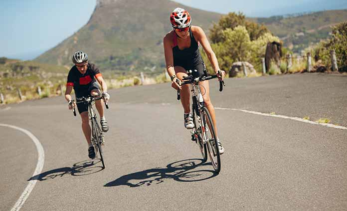 cycling cadence & gearing
