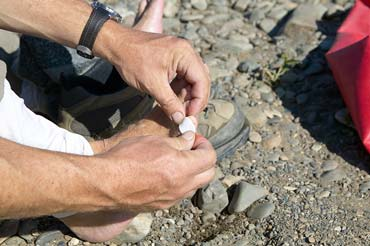 Hiking and Blisters: Expert Advice for Blister Care and Prevention