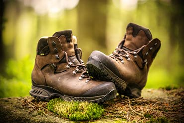 How to Lace Up Hiking Boots Properly