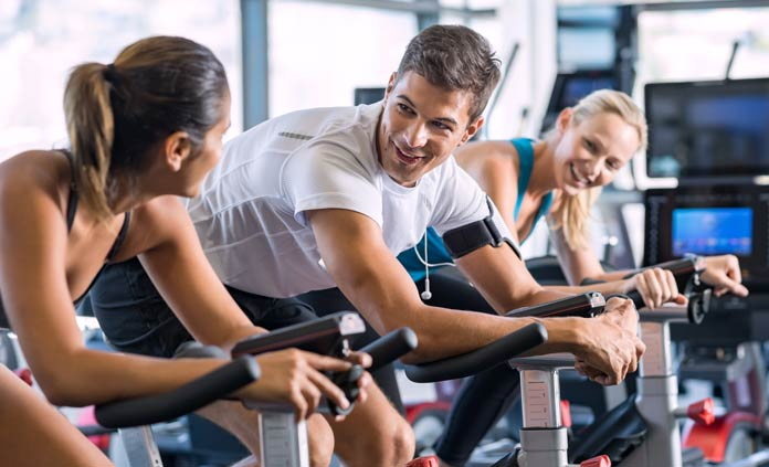 Spinning - What Are The Health Benefits?